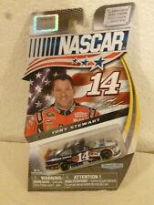 #14 TONY STEWART MOBIL-1 CHEVY SPIN MASTER 2012 NASCAR AUTHENTICS 1/64