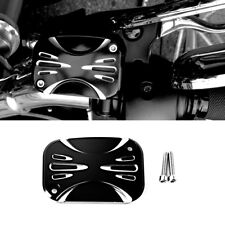 Shallowcut Front Brake Master Cylinder Cover For Harley Street Glide 08-15 16