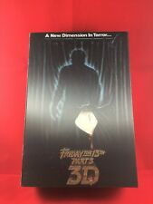 """NECA Friday the 13th Part 3 3-D Ultimate Jason Voorhees 7"""" scale action figure"""