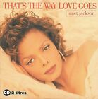 JANET JACKSON - That's the way love goes - 2 Tracks