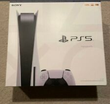 Sony PlayStation 5 PS5 Standard Console Disc Version unopened