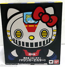 Hello Kitty Mazinger Z Color Chogokin Action Figure ACTION FIGURE BANDAI Robots