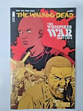 THE WALKING DEAD #157, THE WHISPERER WAR PART 1 OF 6- FREE SHIPPING!