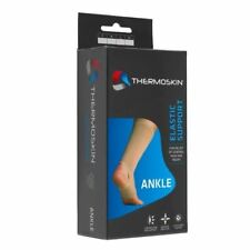 Thermoskin Elastic Washable Ankle Support Medium 21 to 26cm Fast Delivery