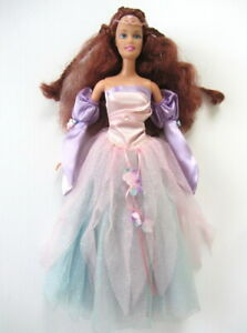 BARBIE DOLL Swan Lake TERESA as the Fairy Queen Original Outfit (2003)