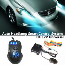 12V Auto Car Headlight Control System Smart Light Sensor On/Off Kit Custom New