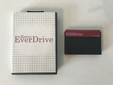 SEGA MASTER SYSTEM EVERDRIVE boxed / good condition