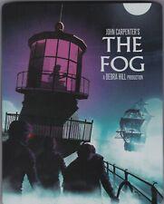 The Fog (Blu-ray, American Region A Steelbook Copy Limited Edition)