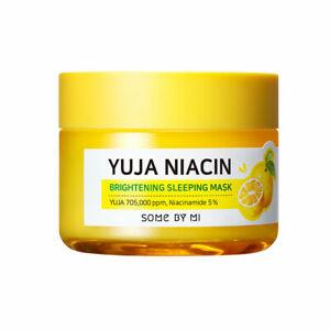 [SOMEBYMI] Some By Mi Yuja Niacin Brightening Sleeping Mask - 60g / Free Gift