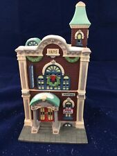 Arts Academy Dept 56 Christmas in the City Series, 5543-3 1991 Holiday Village