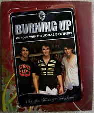 Burning Up by Joe Jonas, Kevin Jonas, Laura Morton, ...