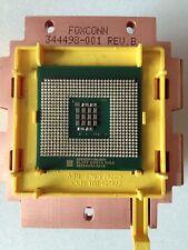 64 bits del procesador Intel Xeon 3.20 Ghz, 1m Cache, 800 Mhz Fsb Con Disipador De Calor