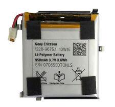 Original Sony Ericsson interior de la batería de polímero de litio para X10 Mini 950 Mah 1228-9675.1
