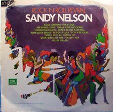 SANDY NELSON Rock 'N Roll Revival LP
