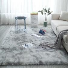 Washable Anti_Skid Shaggy Big Rug Faux Fur Carpet Fluffy Lounge Floor Mat Us