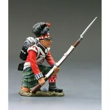 KING & COUNTRY-Fusilier, 42e régiment Black Watch, Highlanders, 1804 1815 NA067