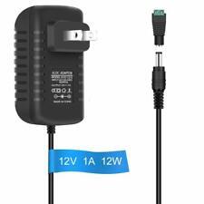 LightingWill LED Power Supply, Power Adapter, AC 100-240V to DC 12V Transformers