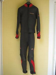 Neoprenanzug Marke NeilPryde Herren lang Größe L, zweiteilig: Latzhose und Jacke
