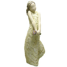 Just To Say More Than Words Girl with Flowers Figurine 19.5cm 960 RRP £25