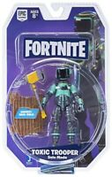 """Fortnite Jazwares 4"""" Action Figure Series 2 TOXIC TROOPER Solo Game Mode"""