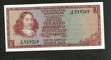 [NC] SOUTH AFRICA - RESERVE BANK - 1 & 2 RAND (Lotto di 2 banconote)