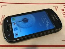 Samsung Galaxy Exhibit - SGH-T599 - 4GB - Gray (T-Mobile) Good Cond - Works