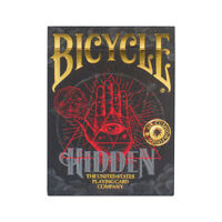 Bicycle Hidden Playing Card Deck - Limited Edition - USPCC- Brand New