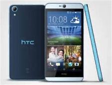 """Débloqué Téléphone 5.5"""" HTC Desire 820 Dual SIM 13MP 16GB 4G LTE - noir et bleu"""