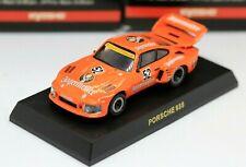 Kyosho 1/64 Porsche 935 Jaggermeister Vaillant No.52 1976 Norisring Trophy