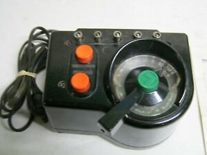 "USED LIONEL ""027 OR 0 GAUGE"" LW 125 WATT MULTI-CONTROL TRANSFORMER-NICE!"