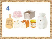 RE-MENT MINIATURES SUMIKKO Gurashi Bakery Bread and Cake Set No.04