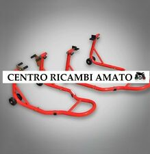 Cavalletto Kit Ant+Post Alzamoto Kawasaki Z 1000 750 800 Nuovo