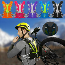 5L Running Hydration Water Backpack Outdoors Camping Hiking Marathon Vest Pack