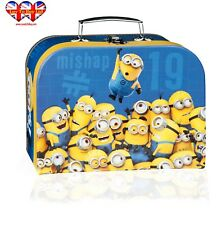 Minions suitcase, ,School,Nursery,Picnics Lunch Bag,Official Licensed