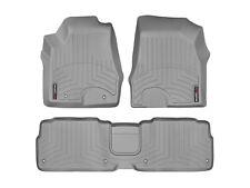 WeatherTech FloorLiner Floor Mats for Lexus RX (330/350) - 2004-2009 - Grey