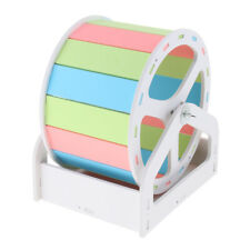 Quiet Hamster Exercise Wheel Silent Toys for Rat Gerbil Chinchilla Colorful