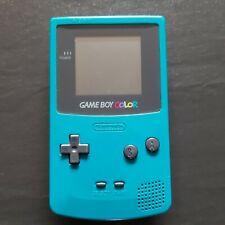 Nintendo Game boy Color GameboyTürkis
