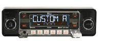 NEW Bluetooth USA 4 DIN Car Radio Custom Autosound w/ CD MP3 USB Black