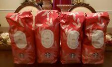 4 Lbs Lot Starbucks Christmas Blend Whole Bean Dark Roast Coffee 04/21 FRESH