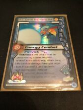 Dragon Ball Z CCG Blue Android 15's Energy Ball M12!! Movie 7 Promo!!