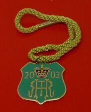 More details for henley royal regatta hrr enamel badge rowing 2003
