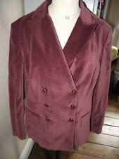 Boden Velvet Coats & Jackets Blazers for Women