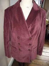 Boden Velvet Coats & Jackets Blazer for Women