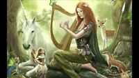 Relaxing Pagan Music - 1 hour of Fantasy Music for Relaxation & Meditation CD