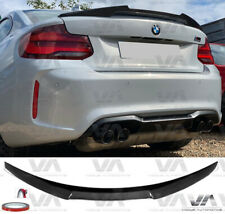 BMW 2 SERIES F22 F87 M4 STYLE CARBON FIBER BOOT TRUNK SPOILER