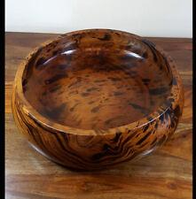 Mango wood large rounded edge bowl,Wooden Gifts,Home Decor,Fruit Bowl