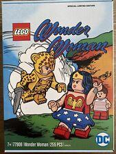 LEGO 77906 Wonder Woman 1984 Cheetah DC Fandome Exclusive 2020 Set IN HAND FAST