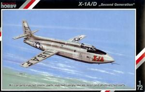 """Special Hobby Models 1/72 BELL X-1A/D """"SECOND GENERATION"""""""