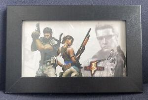 Resident Evil 5 Limited Edition Bridge Blockbuster Framed Art Print
