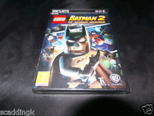 PC Game Lego Batman 2 DC Super Heroes Brand New Factory Sealed